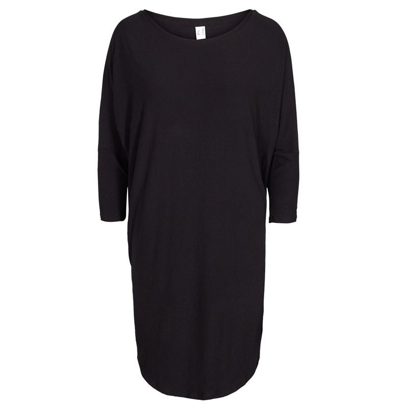 Image of   BLACK ALMA-DRESS 9503 Fra Liberte