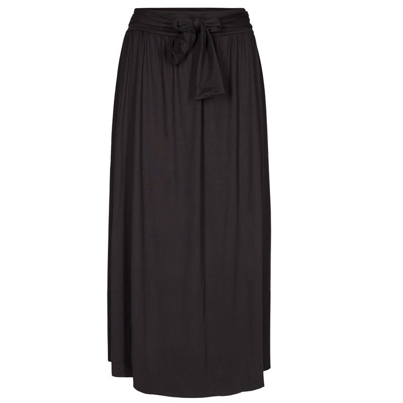 Image of BLACK ALMA-SKIRT 9508 Fra LIBERTE