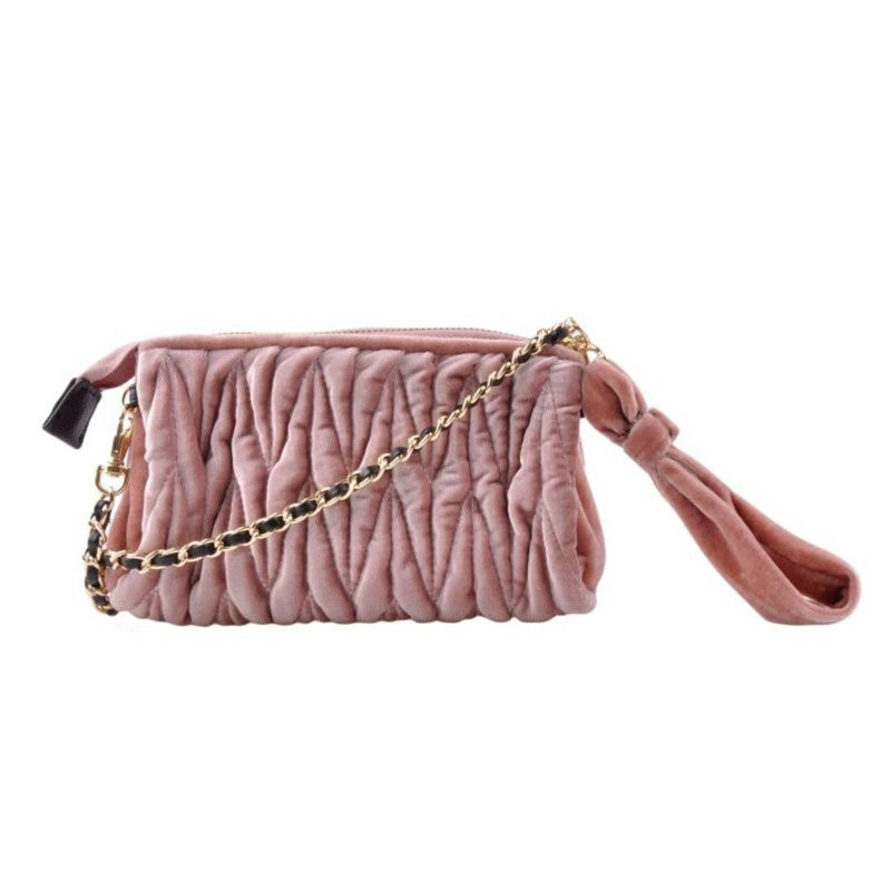 Image of DUSTY ROSE crossbody small velvet S184914 Fra Sofie Schnoor (56181-231)