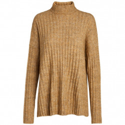 Nugget Gold Pullover - 17090107 fra Pieces
