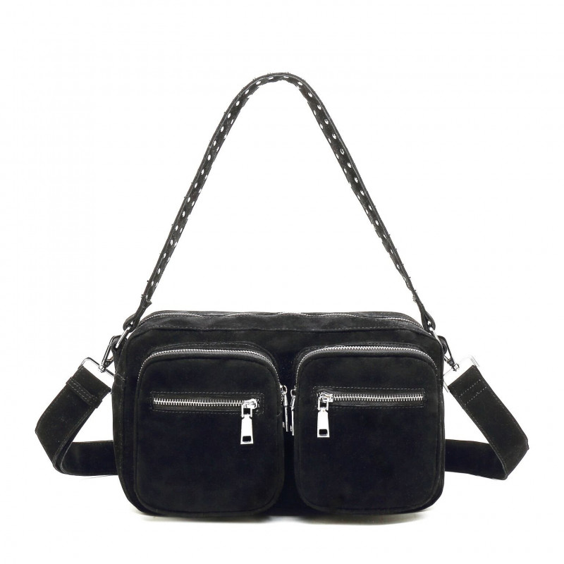 Image of   BLACK Celia Bag - Crossover BIG fra Noella