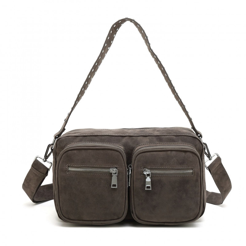 Image of GREY Celia Bag - Crossover BIG fra Noella (87291-678)
