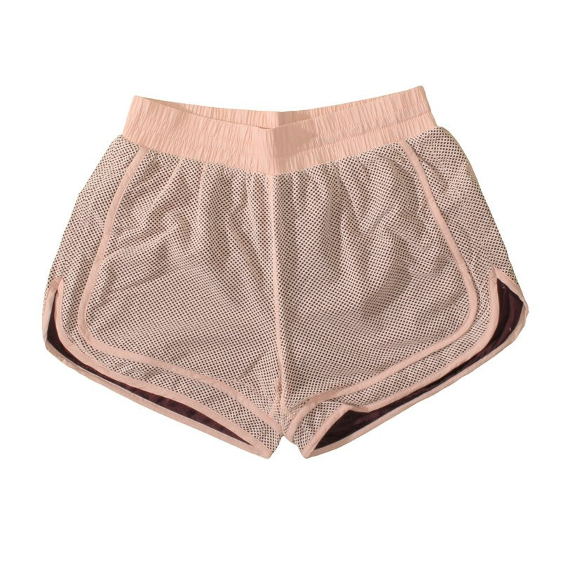 Image of ADOBE ROSE PURE MESH SHORTS W - TNP1013W The Pure