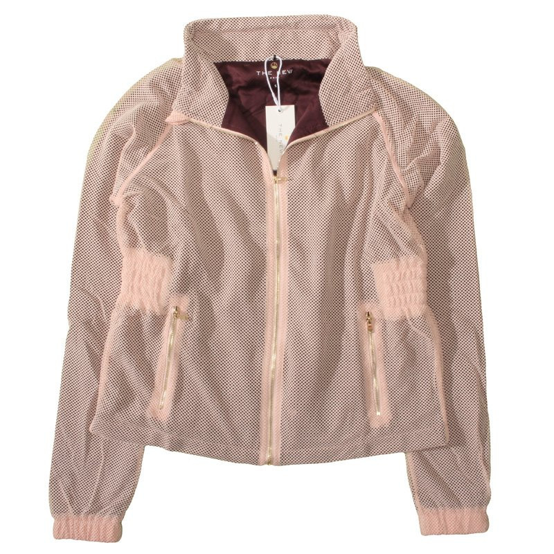 Image of   ADOBE ROSE PURE MESH JACKET W - TNP1014W The Pure