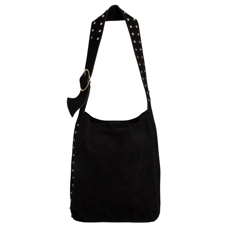 Image of Black suede bag - S191941 fra Sofie Schnoor (56291-b16)