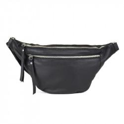 Black FAUST Bag, Small - 3503 fra Re:Designed