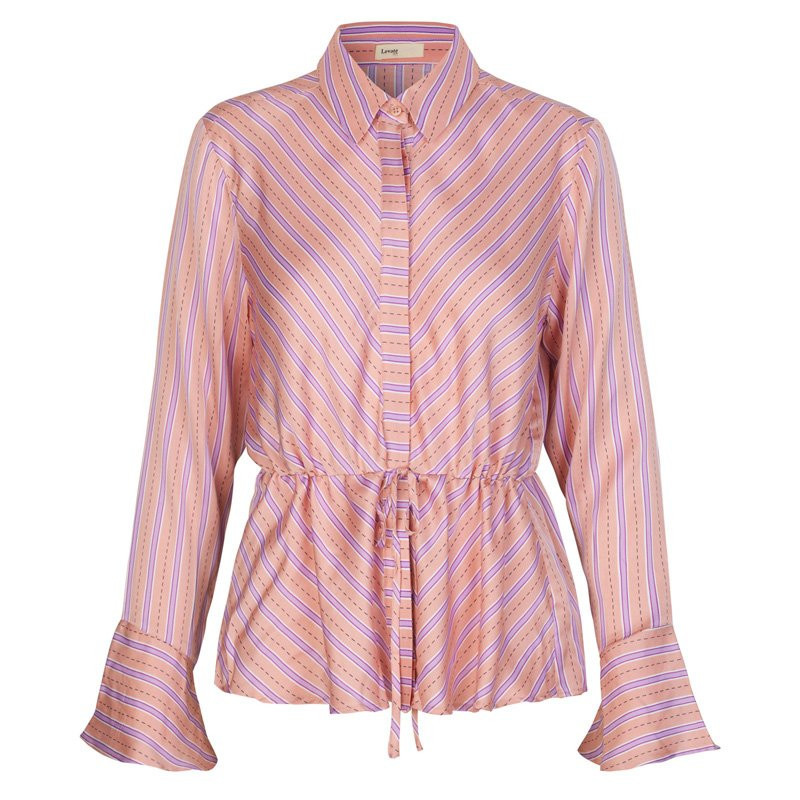Image of STRIPE ROSE LR-DELL top - 100185 fra Levete Room (90291-171)