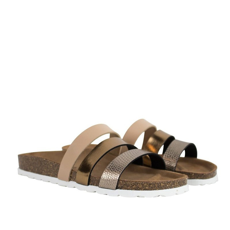 Image of Bronze Sandal Taimi fra Re:Designed (91291-d02)