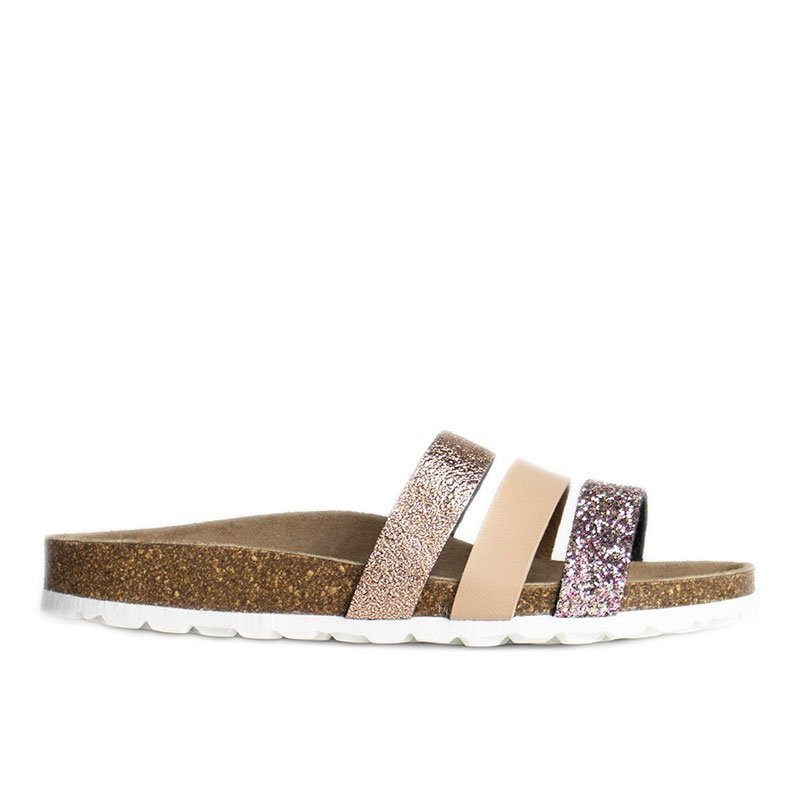 Image of Rose Sandal Taimi Glitter fra Re:Designed (91291-d04)