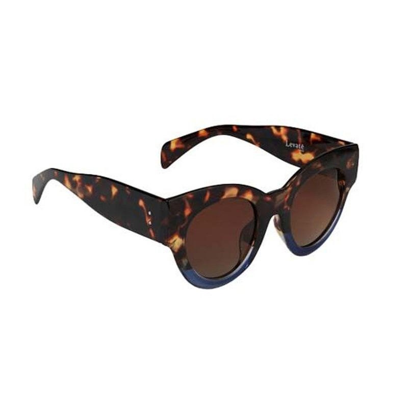Image of Turtle/blue LR-FALJA3 Sun glasses fra Levete Room (90291-589)