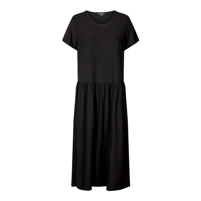 Image of   BLACK ALMA-SHORT-DRESS - 9518 fra Liberte