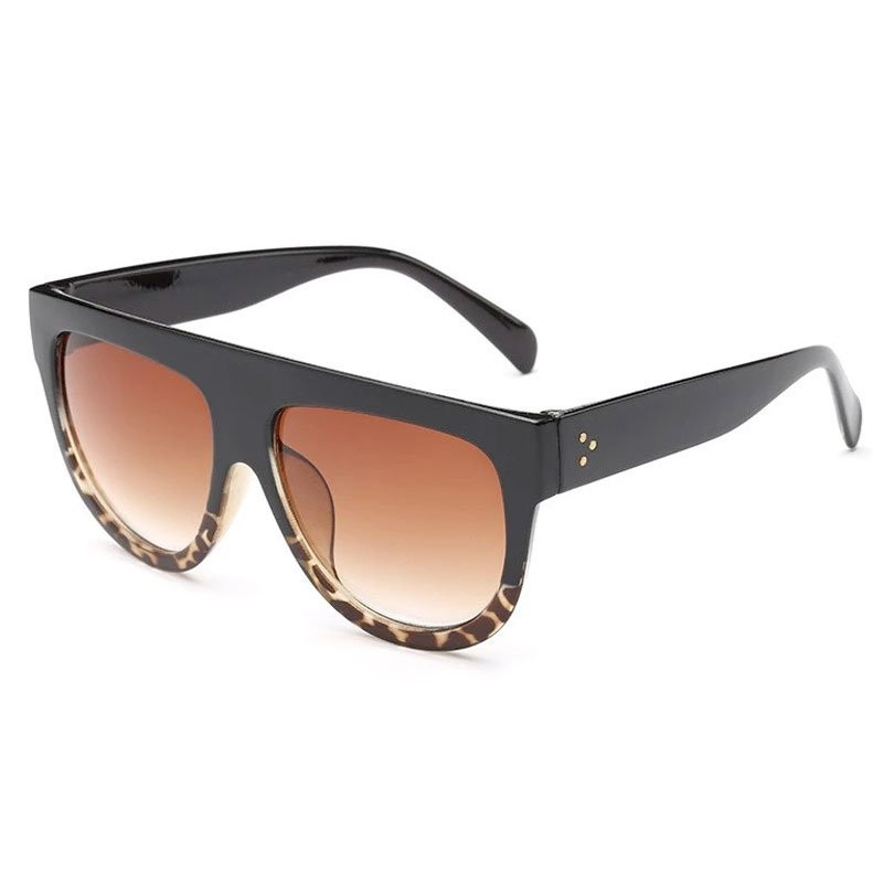 Image of LEOPARD BELOW Lily Sunglasses 5003 fra Eness (95291-368)