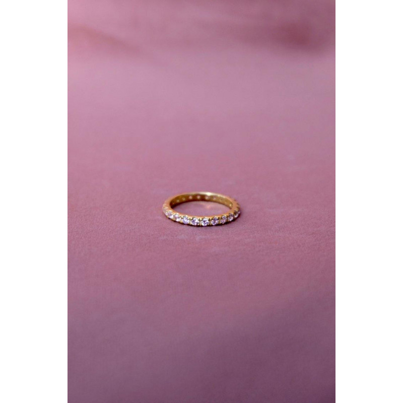 Image of WHITE GOLD Ring Zaro R16 4963-1 fra Joseph Cph (96291-650)