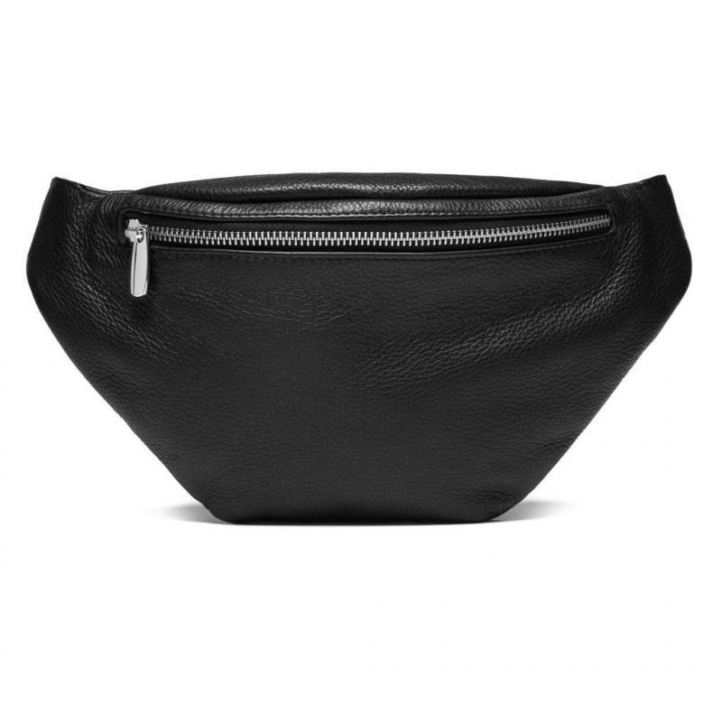 Black (nero) bum bag 12556 fra depeche fra depeche fra eness