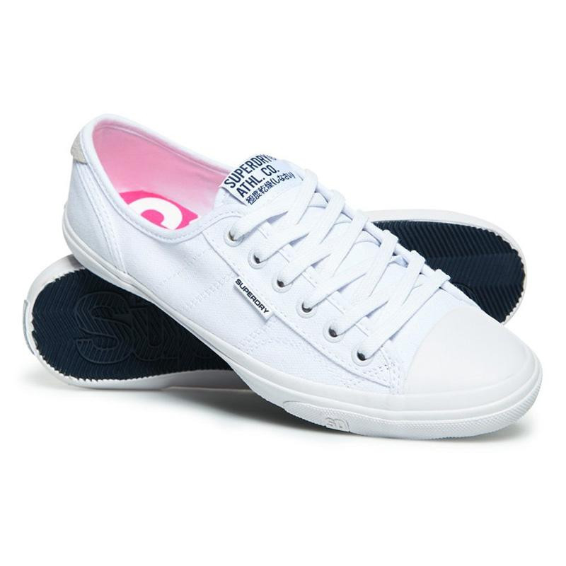 Image of White Low Pro sneakers fra SuperDry (972291-A25)