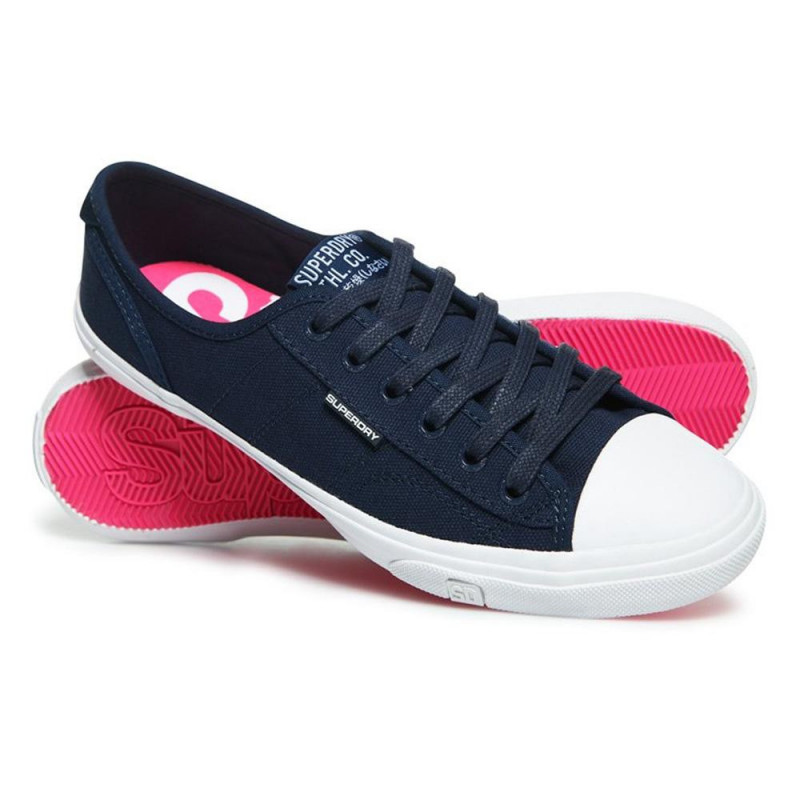 Image of Navy Low Pro sneakers fra SuperDry (972291-A15)