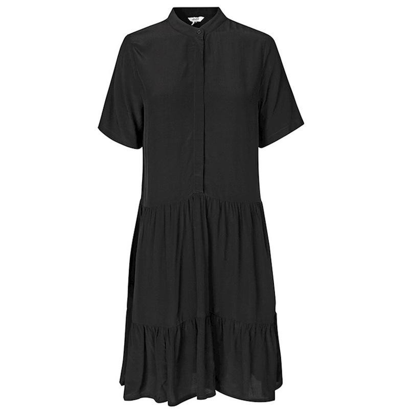Image of Black Lecia Malinas Dress - 45317291 fra mbyM (862291-182)