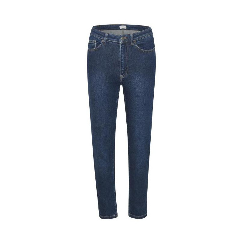 Image of Denim blue AstridGZ mom jeans - 10903870 fra Gestuz (992691-443)