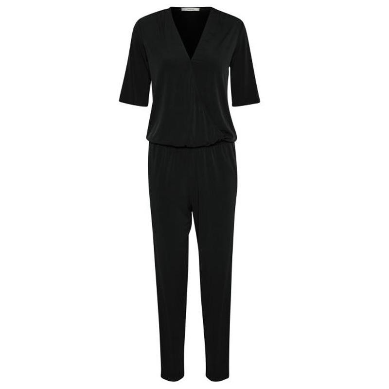 Image of Black HallieGZ jumpsuit - 10902953 fra Gestuz (992691-686)