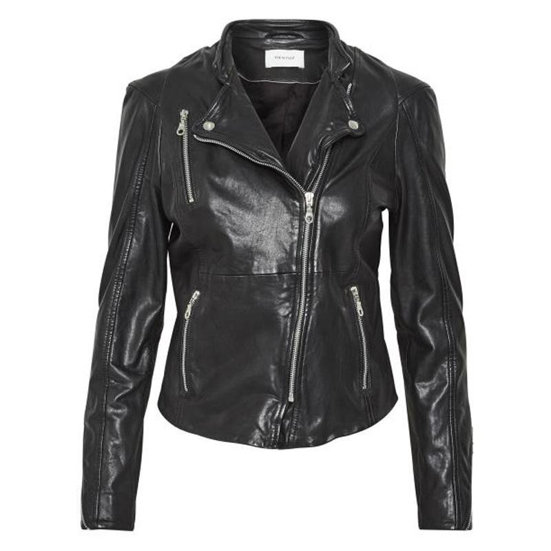 Image of Black JoannaGZ jacket NOOS - 10901085 fra Gestuz (992691-538)