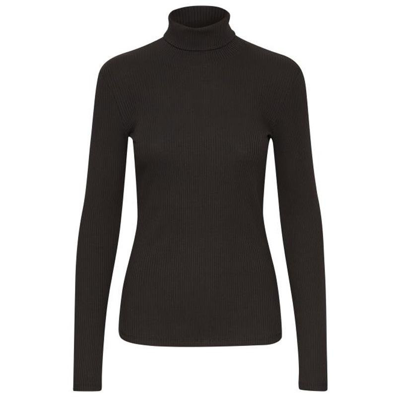 Image of Black RollaGZ Rollneck - 10902546 fra Gestuz (992691-703)