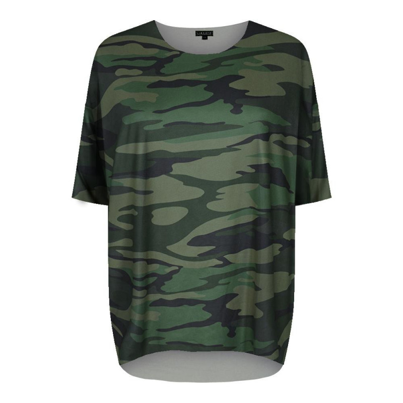 Image of ARMY ALMA-T-SHIRT 9519 fra Liberte
