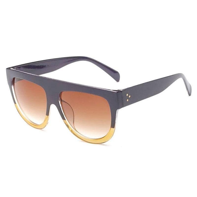 Image of BLACK/YELLOW Lily Sunglasses 5009 fra Eness (952791-296)