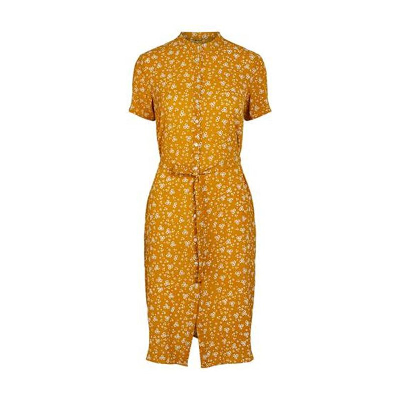 Image of Arrowwood FLOWER PCPATRICIA SS SHIRT DRESS D2D 17103689 fra Pieces
