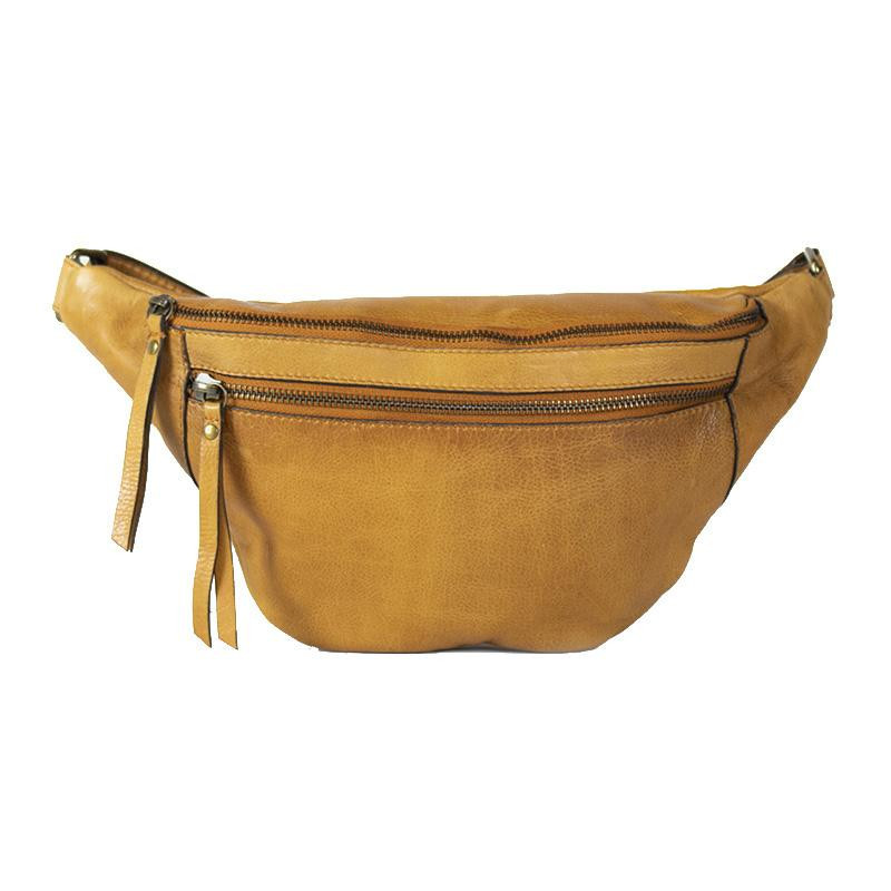 Image of Tan FAUST Bag, Small - 3503 fra Re:Designed (913391-658)