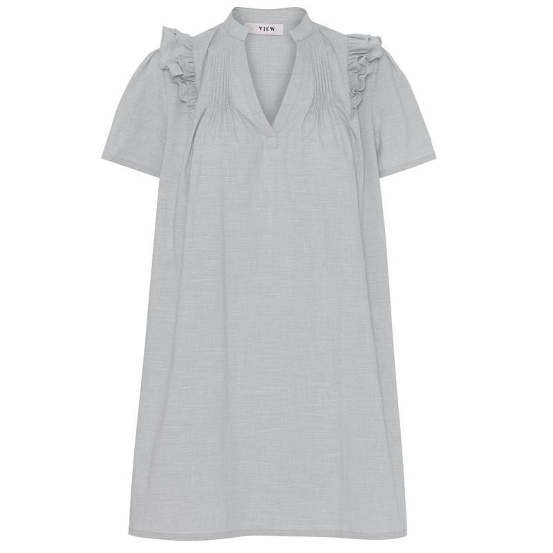 Image of Light grey Camilla Dresses - AV1077 fra A-View (023591-043)