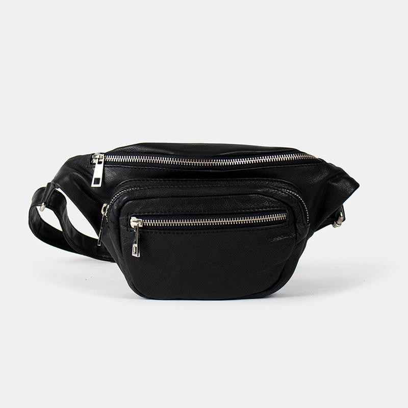 Image of Black Lala Bumbag fra ReDesigned (913791-785)