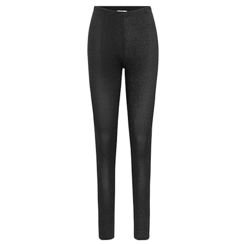 Image of Black Lurex Karren Leggings Jayne 31047065 fra mbyM (864191-867)