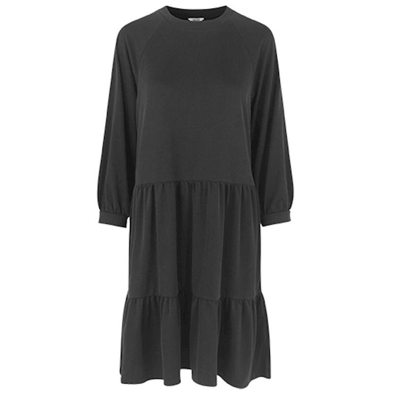 Image of Black Grey Jerry Dress Bosko 45147405 fra mbyM (864191-774)