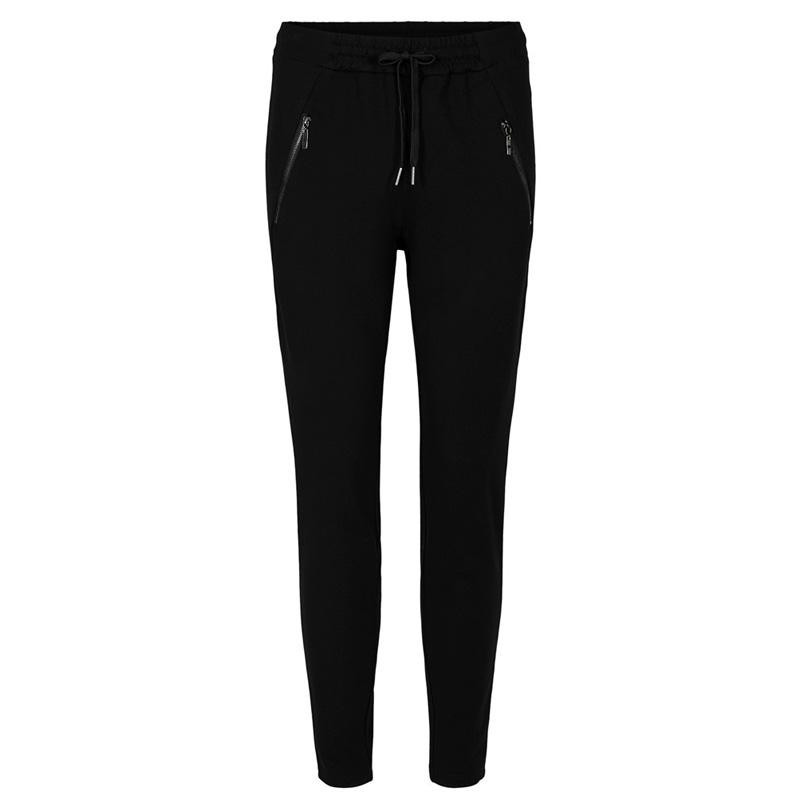 Image of Black New Costa Pant 91076 fra CoCouture (034391-058)