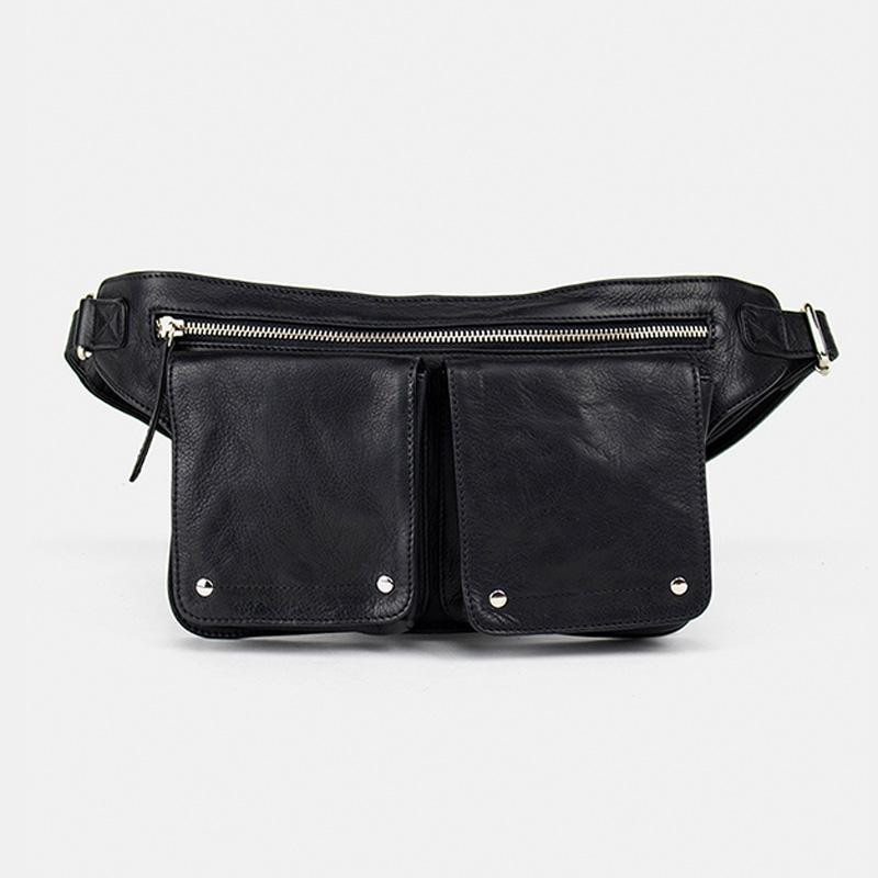 Image of   Black Bimbette Bumbag fra ReDesigned