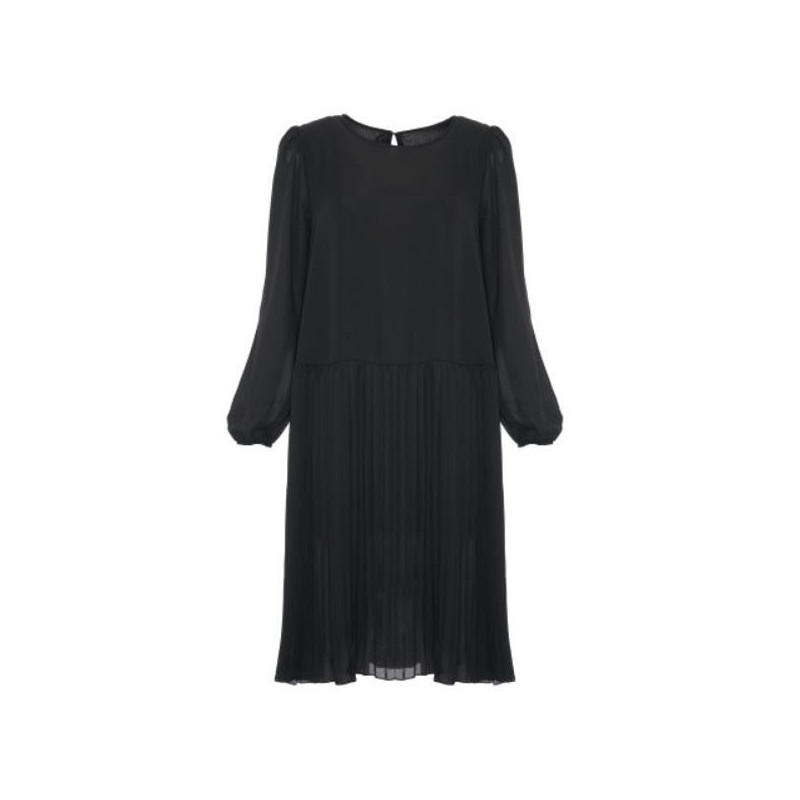 Image of   Black Dagma LONG Dress fra Noella