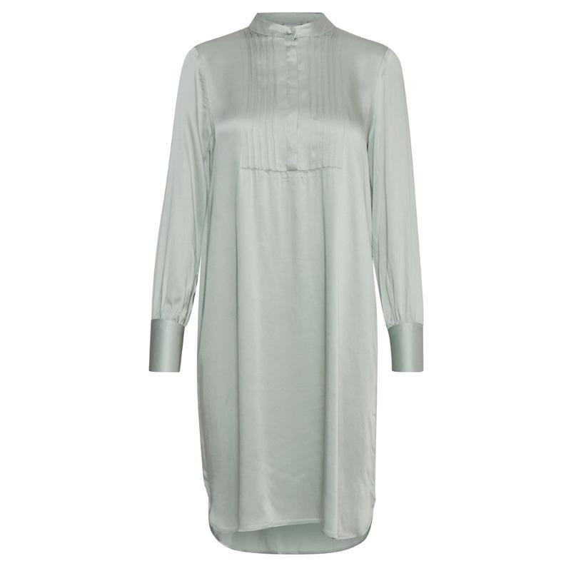Image of   Aqua Gray IHHATTIE DRESS 20111021 fra Ichi