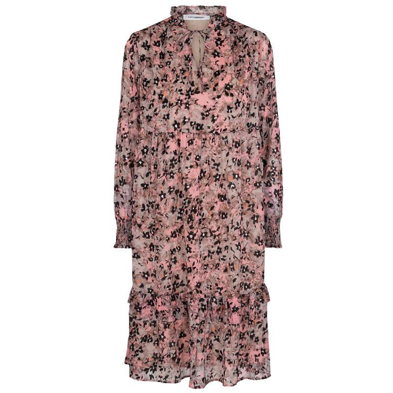 Image of Candyfloss Gemma Frill Dress Dress 96182 fra CoCouture (035091-848)
