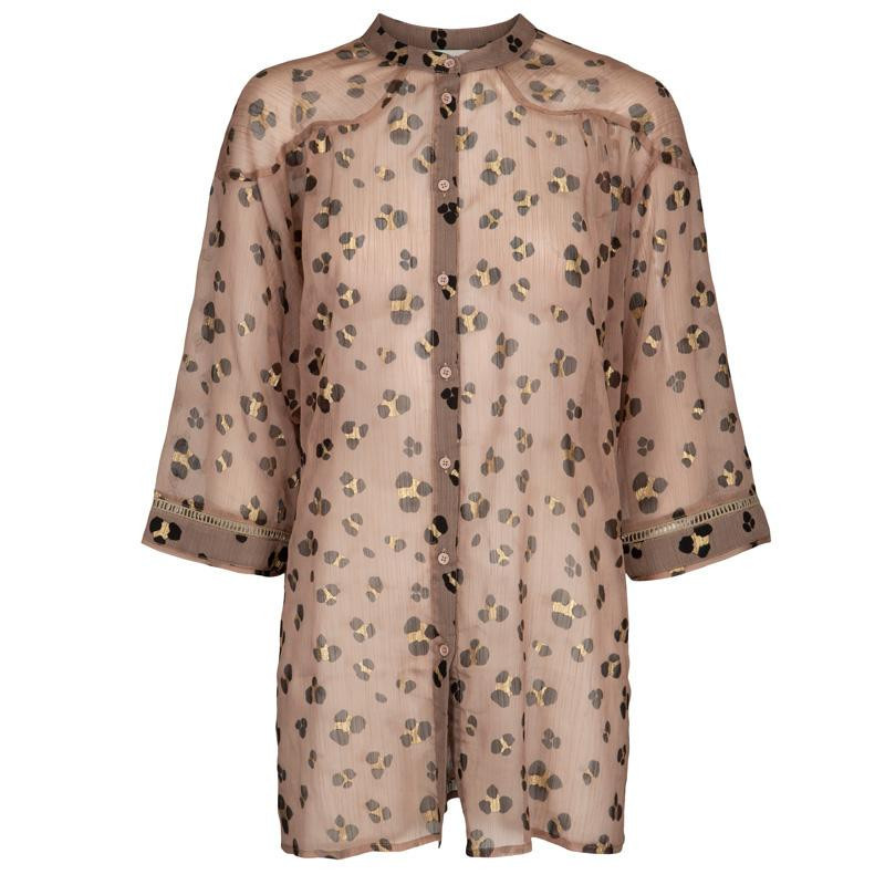 Image of   Beige Mary Shirt - S201353 fra Sofie Schnoor