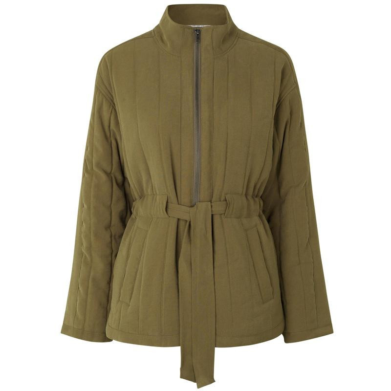 Image of   Military Olive Dash Outerwear Randee fra mbyM