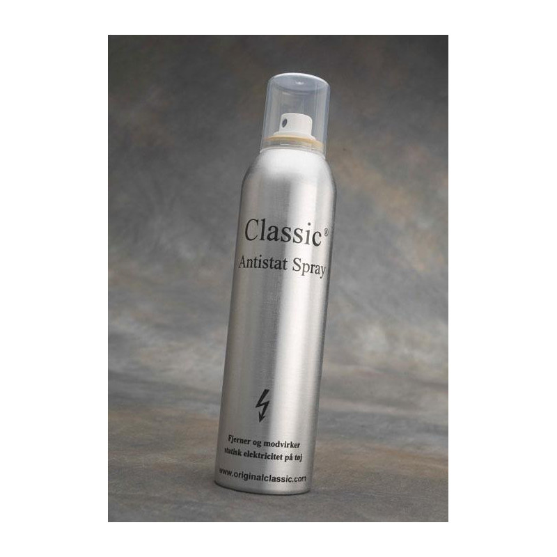 Image of Classic Antistatisk spray - fra Classic Clothing Care (080401-U001)