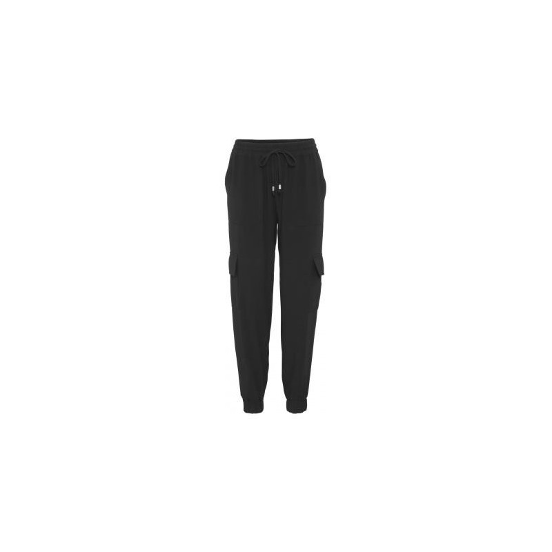 Image of   Black Duffy Pants 13150 fra Continue