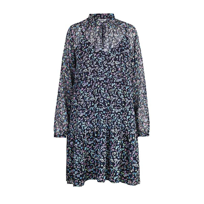 Image of   Micaela Print Kenda Dress 46467347 fra mbyM