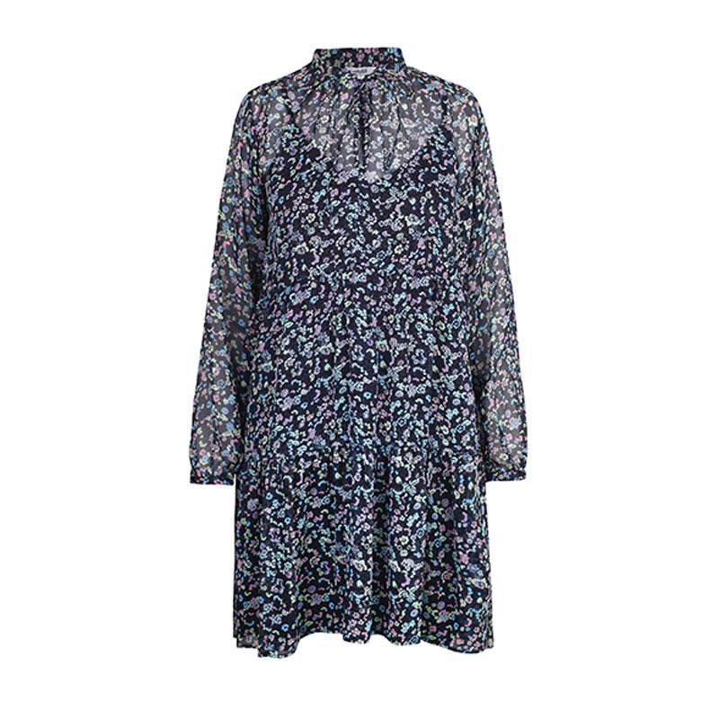 Image of Micaela Print Kenda Dress 46467347 fra mbyM (060501-U010)