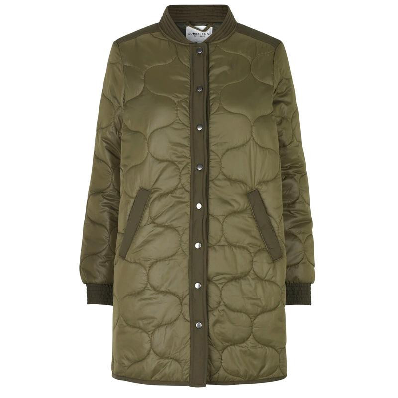 Image of   Army A quilted jacket Kacia 46158563 fra Global Funk