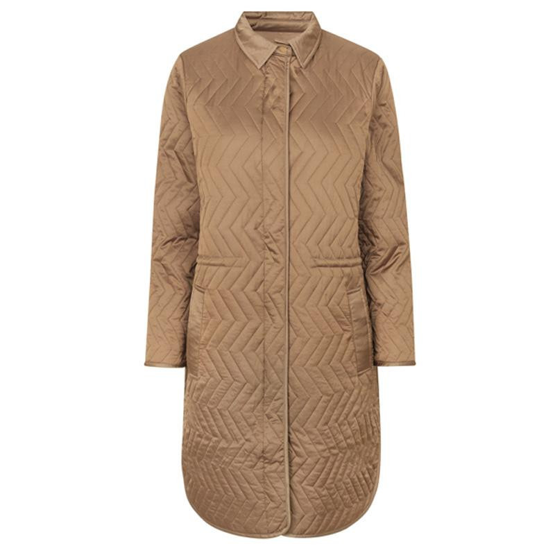 Image of   CARAMEL NUT LR-IMMA JACKET 100275 fra Levete Room