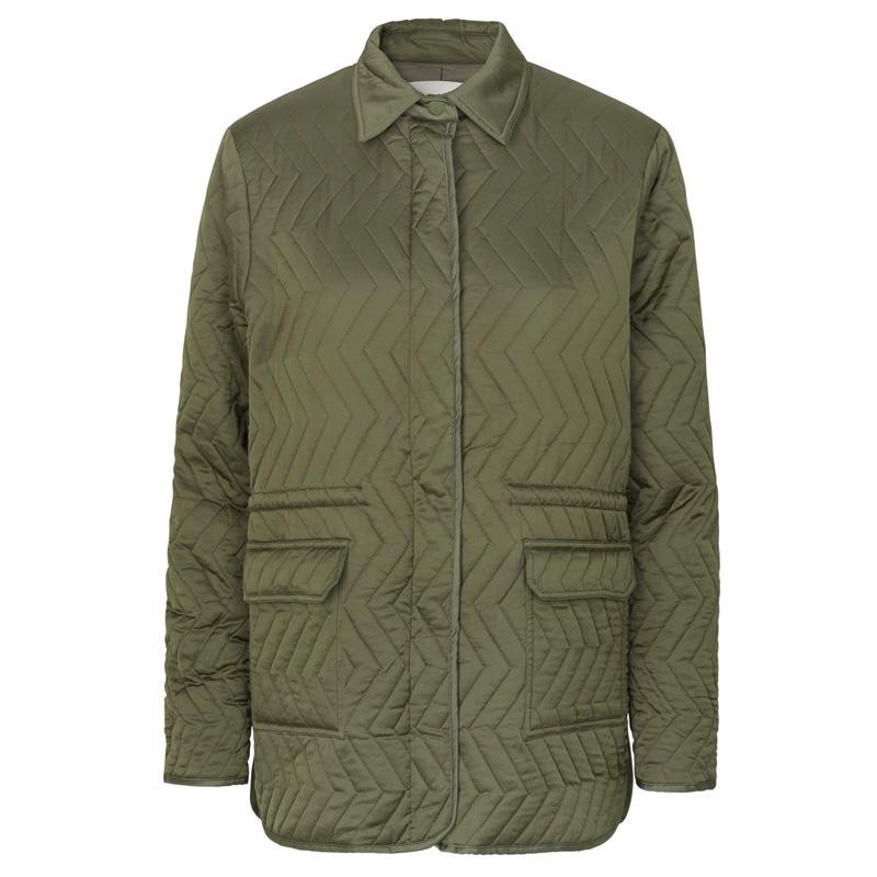 Image of   DUSTY OLIVE LR-IMMA JACKET 100272 fra Levete Room