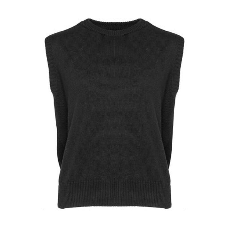 Image of   Black Alie Knit West 13307 fra Noella