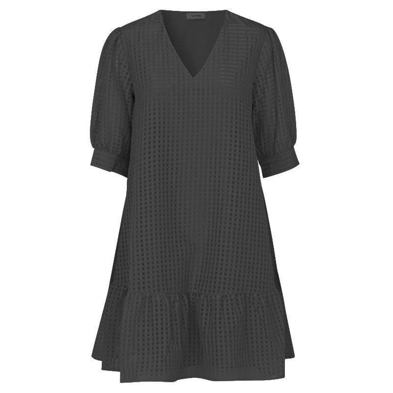 Image of   BLACK COMBI LR-IBEN DRESS 100285 fra Levete Room