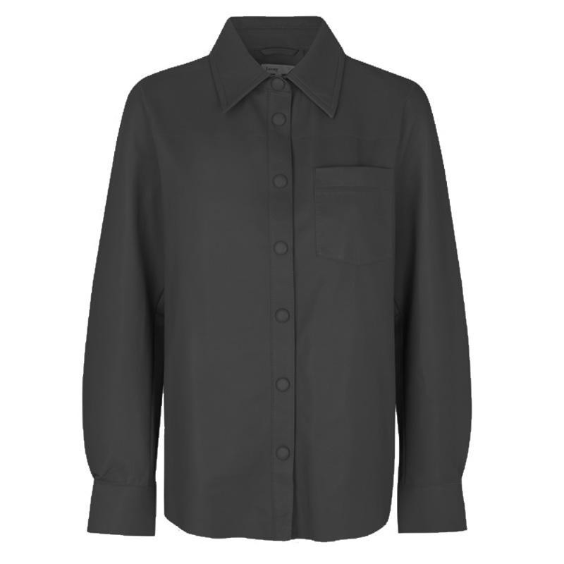 Image of   BLACK LR-GLOBA SHIRT 100282 fra Levete Room